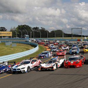 Команда Porsche приняла участие во второй гонке чемпионата IMSA WeatherTech SportsCar