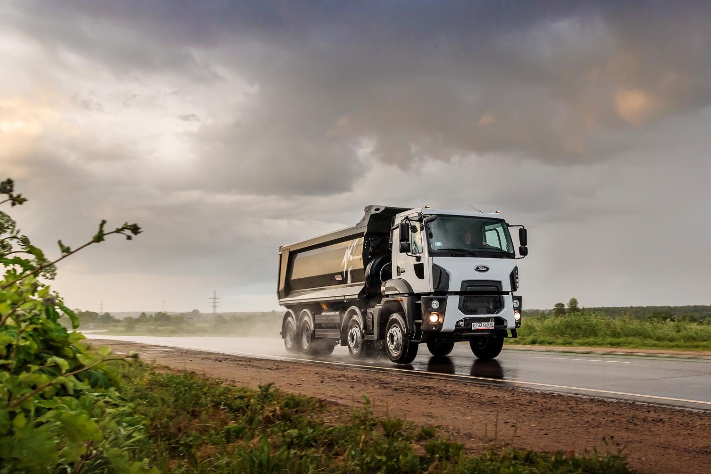 Ford Trucks 4142D