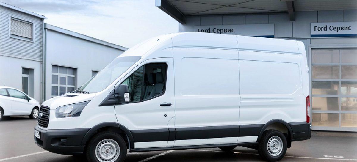 Техническое обслуживание Ford Transit стало доступнее