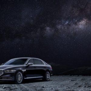 Genesis представляет седан G90 2021 модельного года и специальную серию G90 Stardust