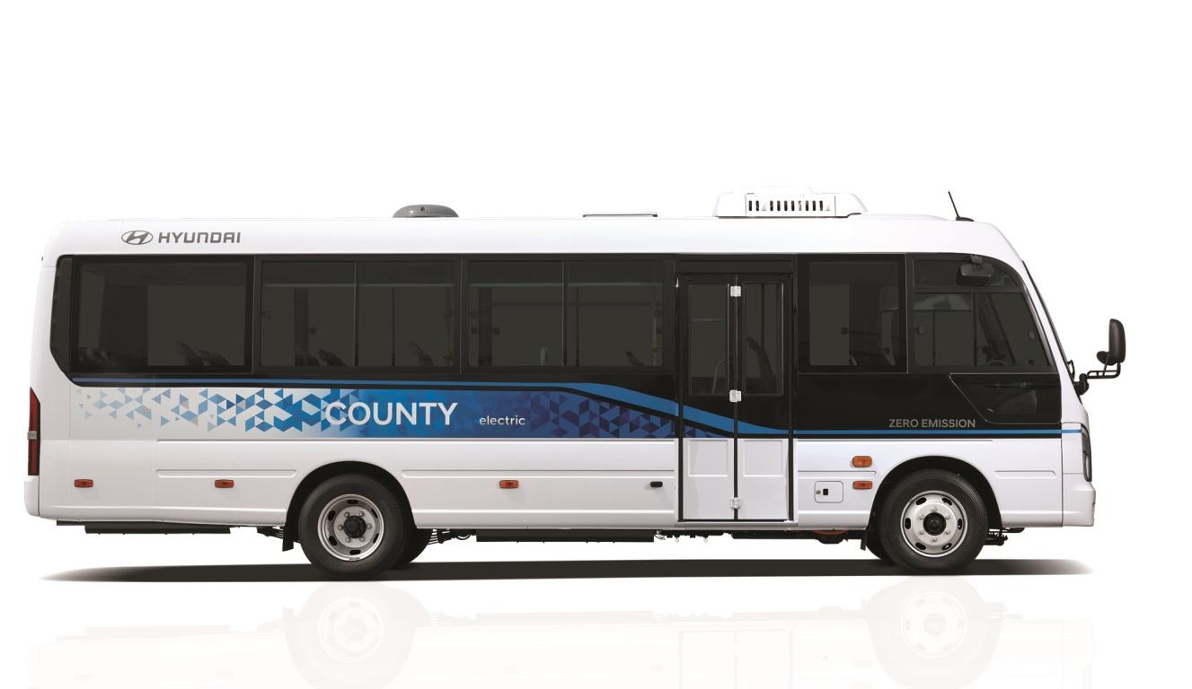 Hyundai Сounty Electric