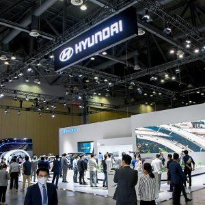 Hyundai в области водородной мобильности на выставке H2 Mobility + Energy 2020