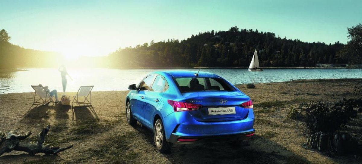 Hyundai Solaris – лидер по сохранению остаточной стоимости по версии RAMR