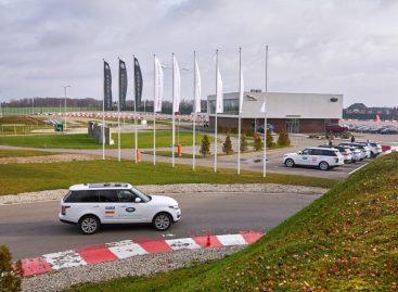 Jaguar Land Rover Experience возобновляет свою работу