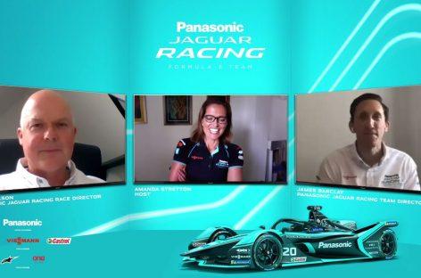 Panasonic Jaguar Racing обсуждает возобновление сезона Чемпионата Formula E в Берлине