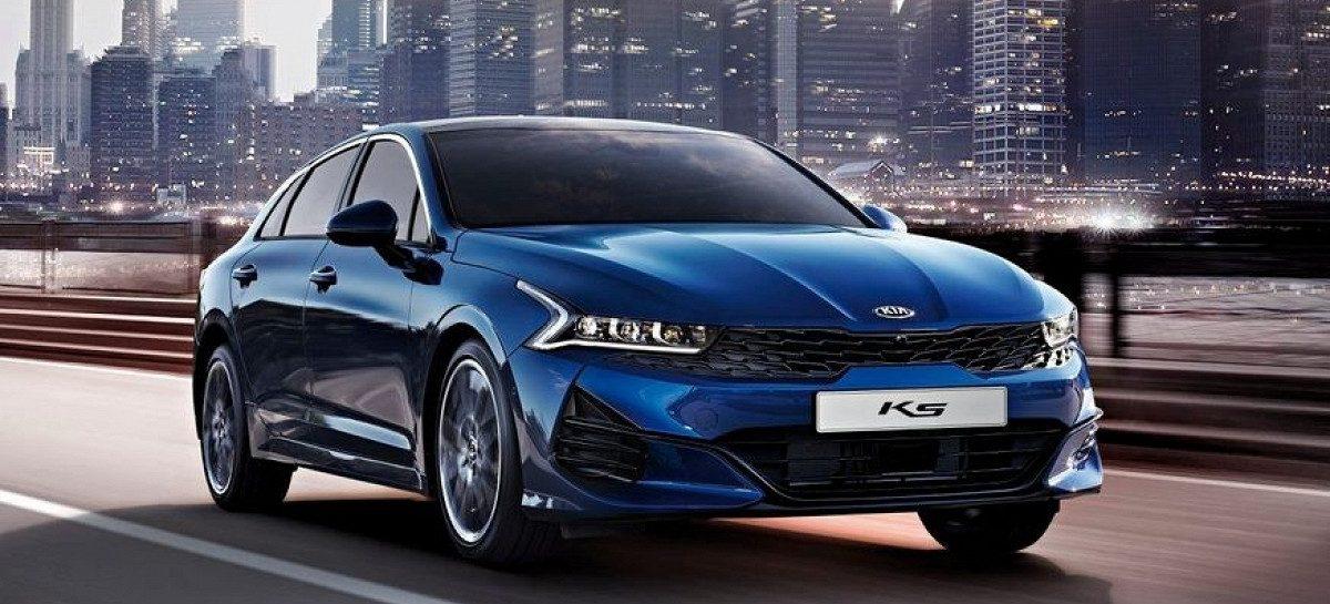 Автотор приступает к выпуску седана KIA K5