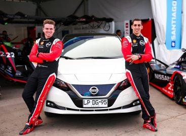 Команда Nissan e.dams отправляется в Берлин на завершающий этап сезона Формулы Е