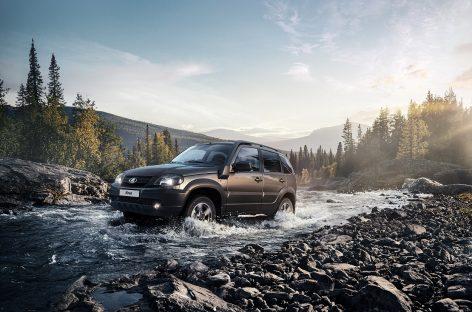 АВТОВАЗ объявил старт продаж Lada Niva