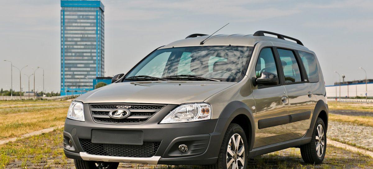 Largus Cross Quest: новая специальная версия универсала Lada