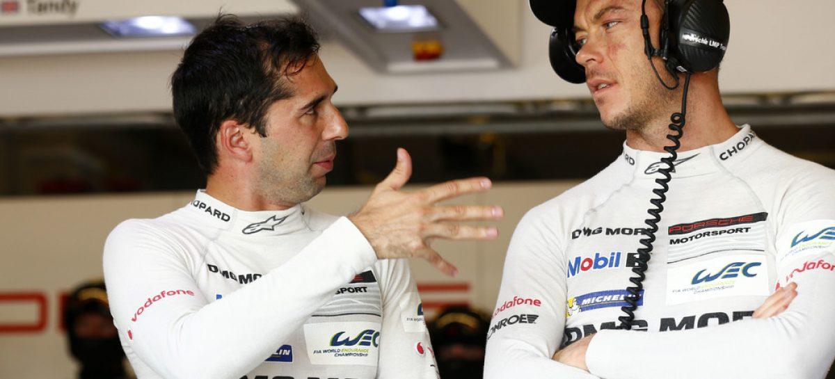 Пилоты Porsche Лоттерер и Яни о вынужденном перерыве и опыте участия в кибергонках