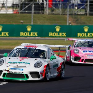 Стартует сезон суперкубка Porsche Mobil 1