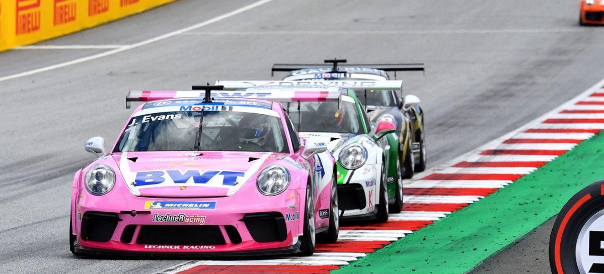 Гонка Формулы-1 и третий этап суперкубка Porsche Mobil 1 пройдут в ближайший уикенд