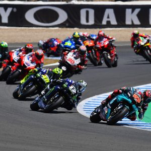 Второй этап гонки MotoGP: Фабио Куартараро одерживает еще одну победу