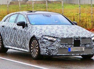 Mercedes-Benz выпустит новую модель CLE