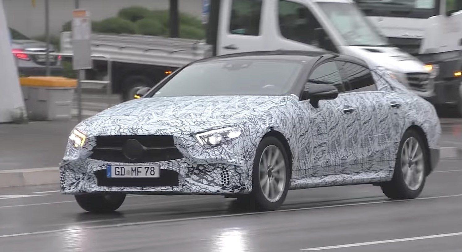 Mercedes-Benz CLE