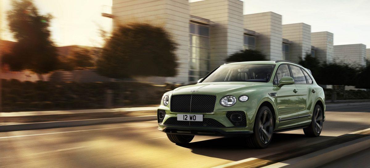 Новый Bentley Bentayga – исключительно роскошный внедорожник