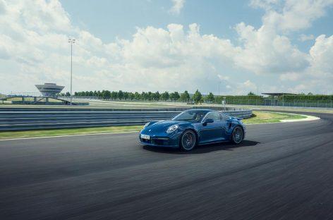 Настоящий эталон в течение 45 лет: Porsche 911 Turbo
