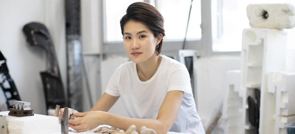 Победитель BMW Art Journey Лили Чан планирует изучить варианты замены природных материалов синтетическимиия