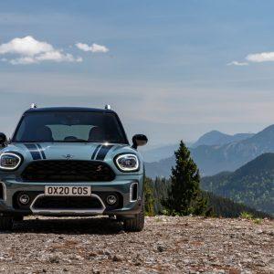 В России стартовал прием заявок на покупку нового BMW MINI Countryman
