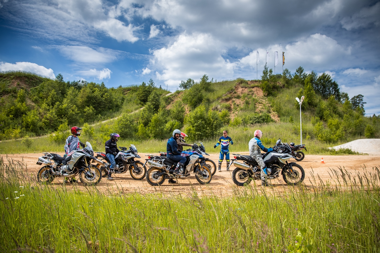BMW Motorrad Riding Experience