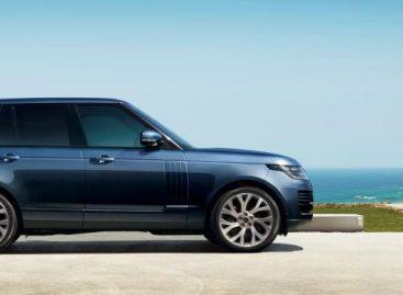 Range Rover 21 модельного года