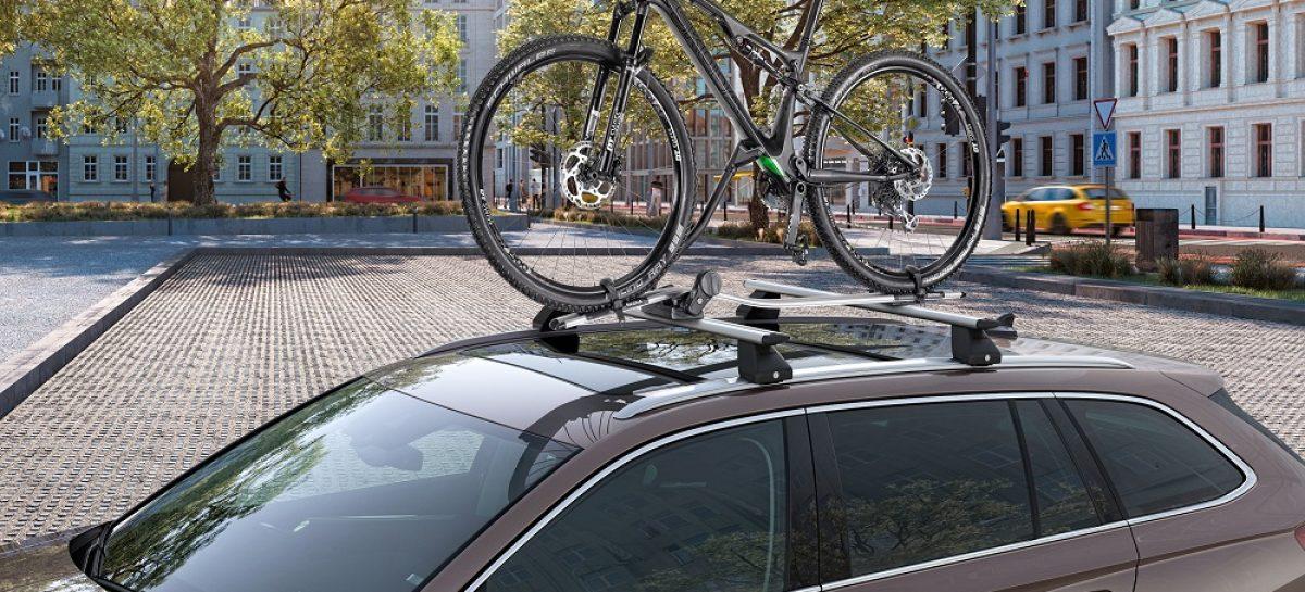 Simply Clever решения Škoda для перевозки багажа в путешествиях