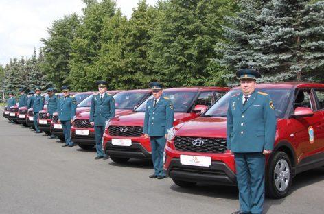 Hyundai планирует передать МЧС России 462 кроссовера Creta