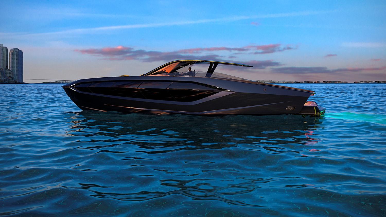 Lamborghini 63 от Tecnomar