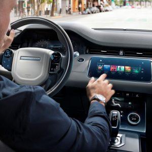 Владельцы автомобилей Jaguar и Land Rover могут использовать новое музыкальное приложение Spotify