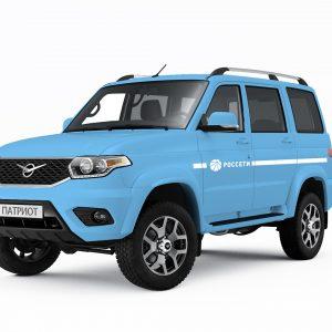 УАЗ обеспечит автомобилями холдинг «Россети»