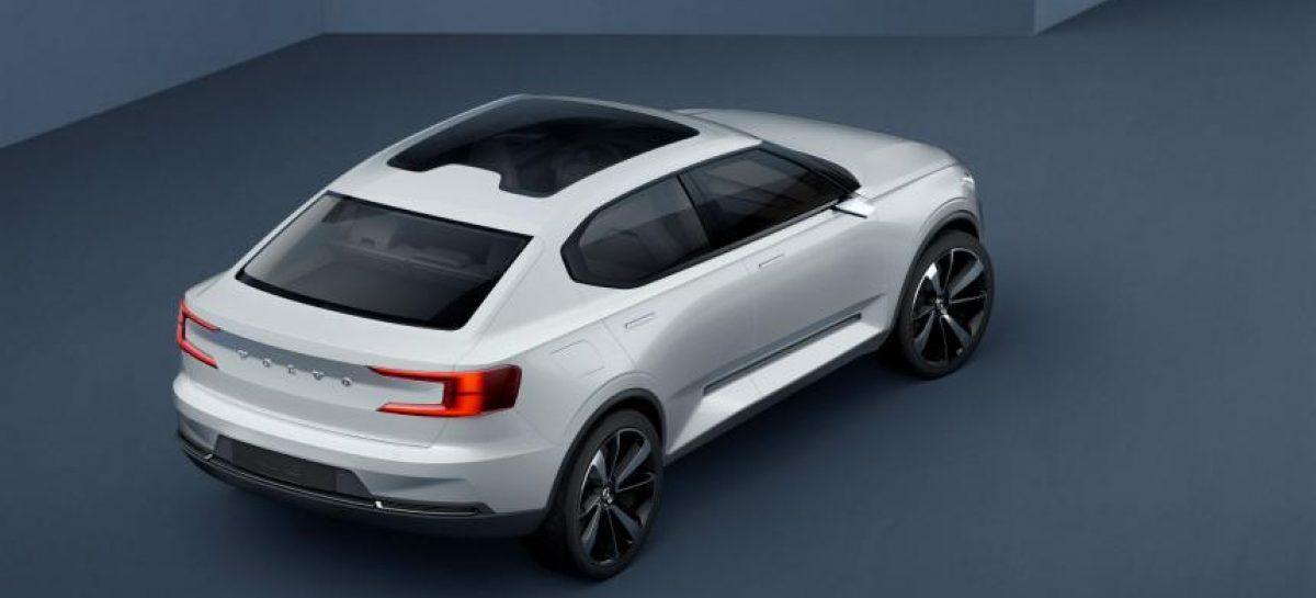 Volvo готовит электрический купе-кросс