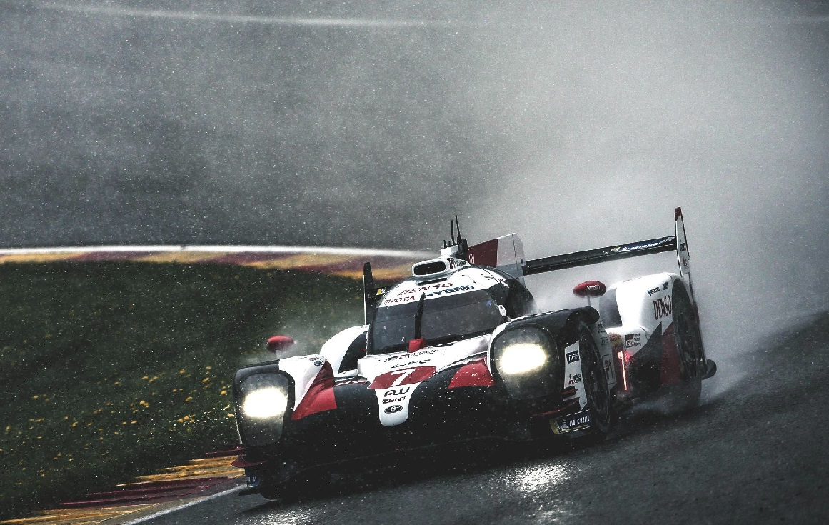 Toyota Gazoo Racing в WEC
