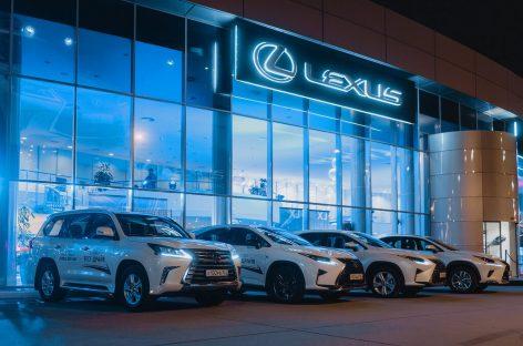 Lexus вместе с врачами подготовил рекомендации для безопасных поездок на автомобиле во время пандемии