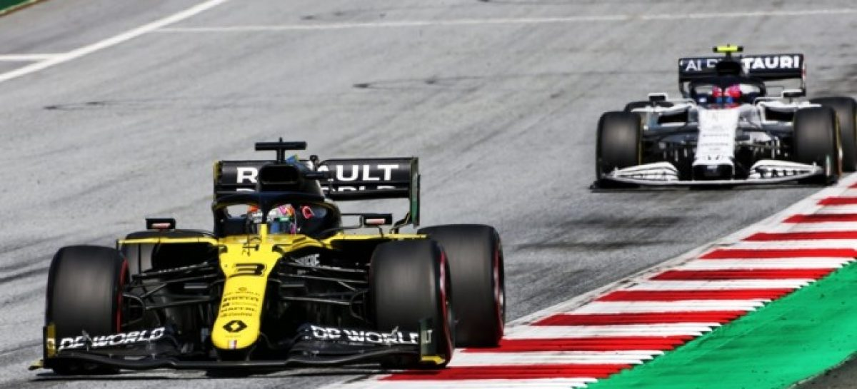 Результаты первого в сезоне Гран-при Формулы-1