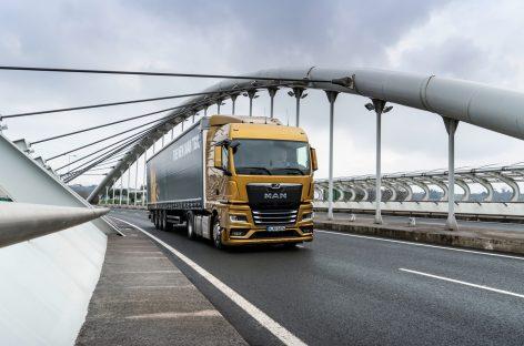Топливная эффективность и другие характеристики грузовиков MAN нового поколения