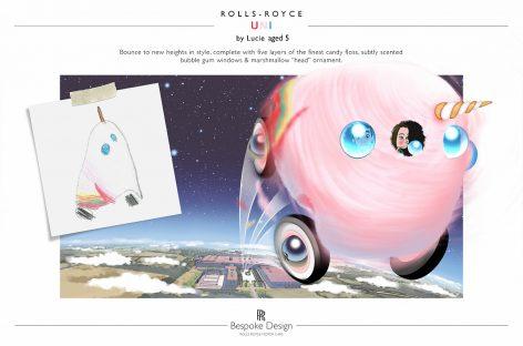 Rolls-Royce объявляет шорт-лист конкурса юного дизайнера