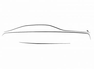 Новый Rolls-Royce Ghost – открытое письмо Генерального директора Rolls-Royce Motor Cars