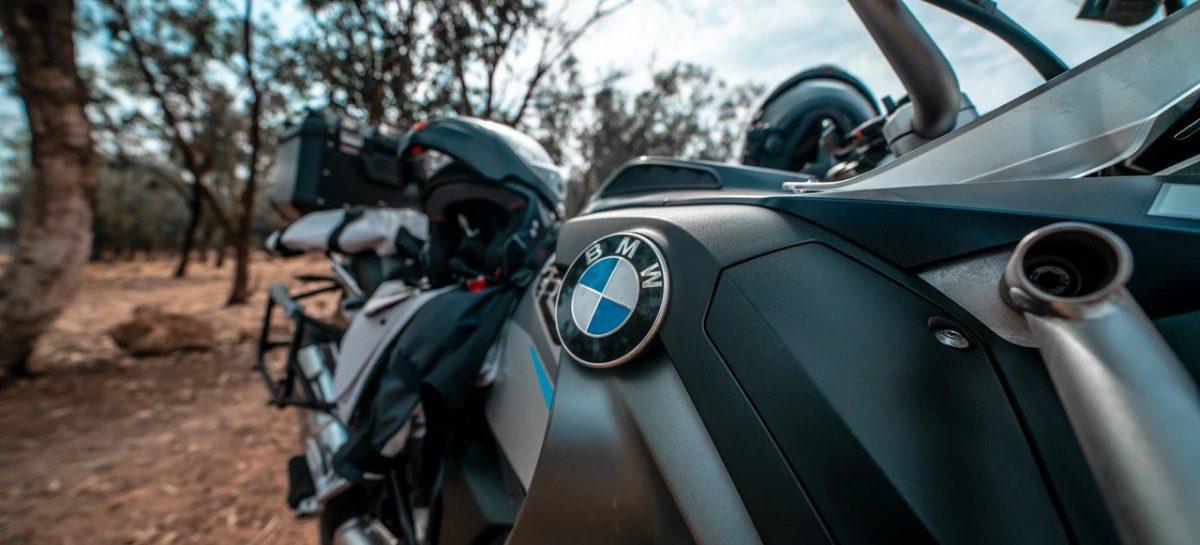 BMW совместно с Лабораторией Умного Вождения разработали сервис аренды мотоциклов