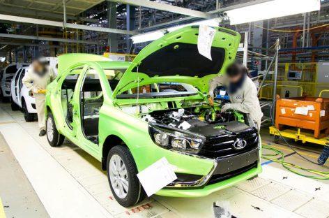 ЗАЗ всё-таки займётся выпуском автомобилей Lada