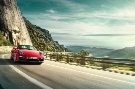 Запуск нового проекта Porsche Travel Experience Russia