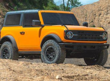 На европейский рынок Ford Bronco поставляться не будет