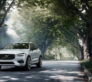 Новая технология очистки воздуха в автомобилях Volvo 2021-го модельного года