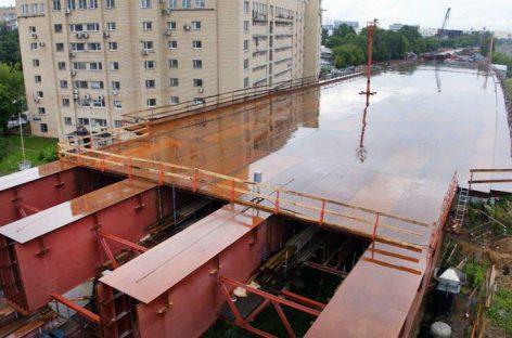 Жильцы московского гаража требуют компенсацию за хорду