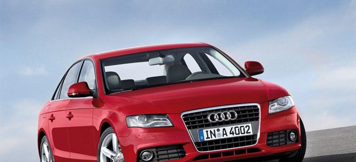 В России отозвали старые Audi из-за проблем с подушками безопасности