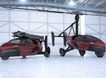 Летающие автомобили разрешили в США