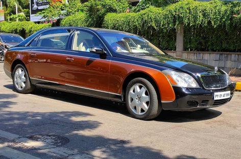 Владелец Maybach 62S в России отсудил у Mercedes-Benz 742 334 евро