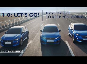 Peugeot отмечает 210-летний юбилей