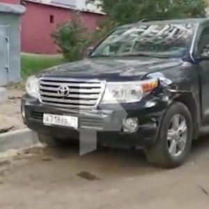Москвич застрелил рабочего из-за царапины на машине