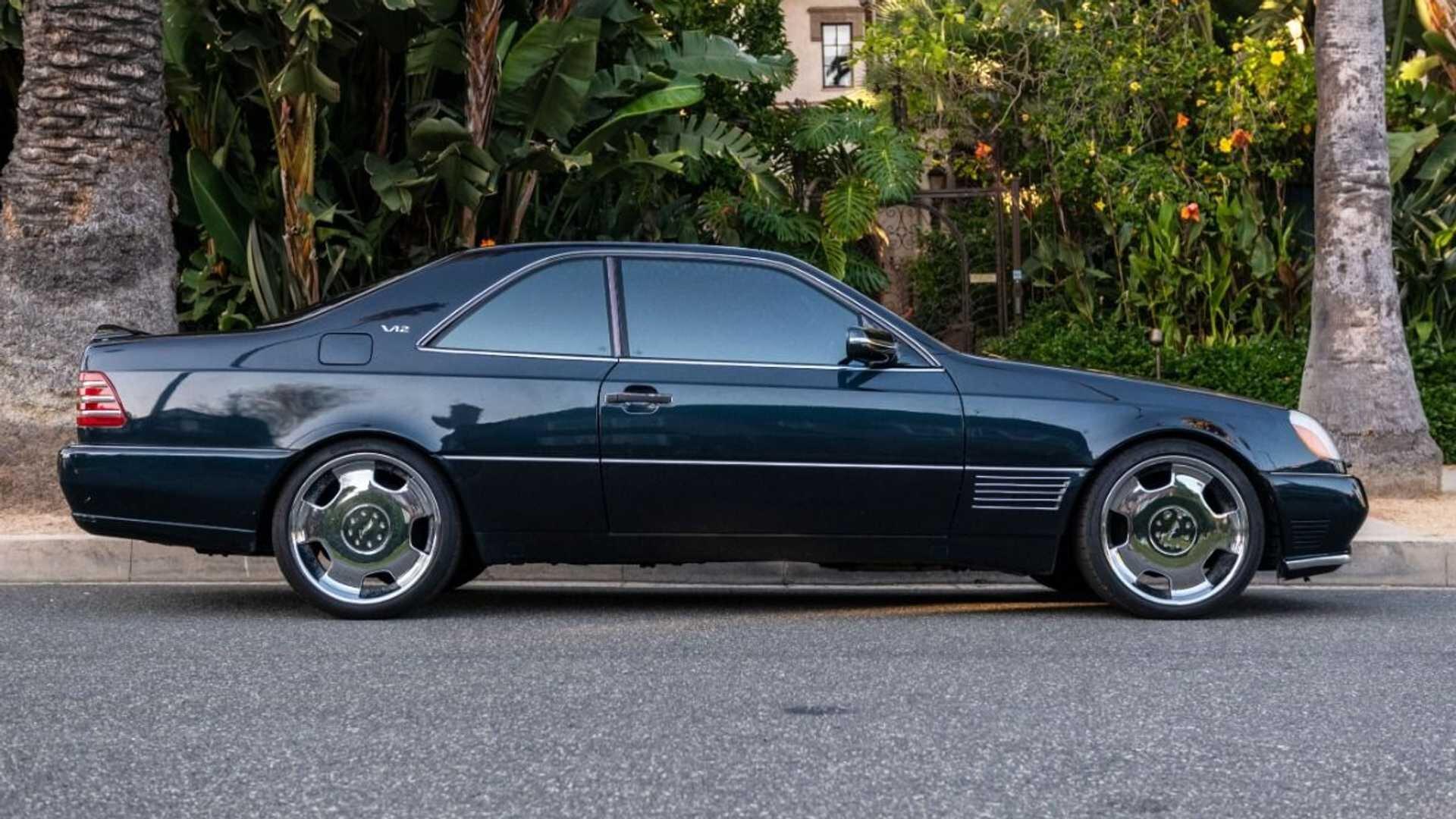 Mercedes-Benz S600 С140 Майкла Джордана