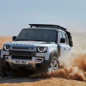 В Land Rover не смогли отстоять культовый дизайн Defender